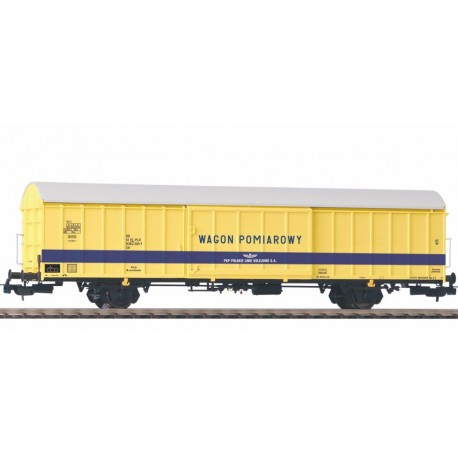 PIKO 55055, Wagon pomiarowy, PKP PLK, ep.VI, skala H0.