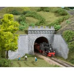 Auhagen 13276, Dwa portale tunelowe 1-torowe, TT