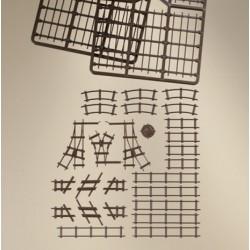 Auhagen 41701 - Tory kolejki przemysłowej