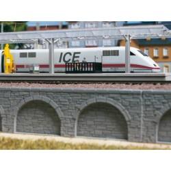 Auhagen 43628 Arkady - mur oporowy x 6