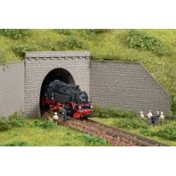 Auhagen 44635, Dwa portale tunelowe 1-torowe, N