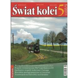 """1105 """"Swiat Kolei"""" 2011 05"""