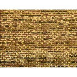 Auhagen 50501, Mur, kamień ciosany, dekor.