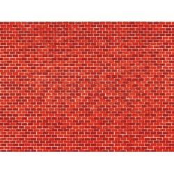 Auhagen 50504, Mur ceglany