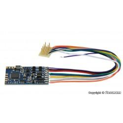 Viessmann 5245, DCC Dekoder 8-pin +RailCom (H0)