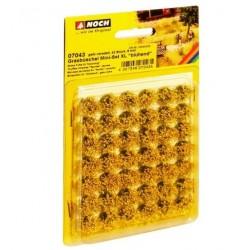 Noch 07043, Kępy żółtych kwiatów polnych, XL, 42 szt. 9 mm.