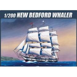 Academy 14204. New Bedford Whaler. Model do sklejania, skala 1:200.