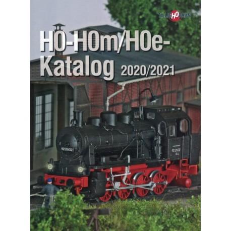 Tillig 95849 +. Katalog H0 - H0m - H0e, 2020-2021.