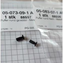 ROCO 88556 88557. Dwa bufory (lewy i prawy), metal, skala H0.