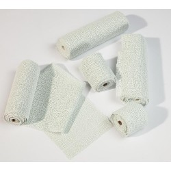 Faller 170677. Siatki - bandaże gipsowe. Duży ekonomiczny zestaw: 10 szt. (8 szerokich i dwie wąskie) łącznie 2 kg.