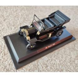 ! KOMIS ! - FORD T - 1909. Model kolekcjonerski, skala 1:43.