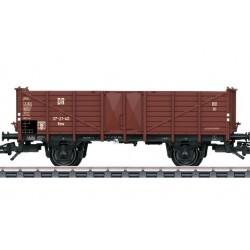 TRIX 5538. Wagon węglarka Omu, DR, ep. III-IV, skala H0.