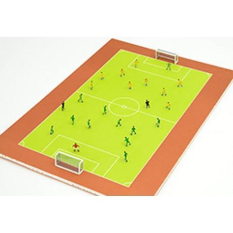 Tomytec 975511. Boiska piłkarskie lub lekkoatletyczne, skala N.