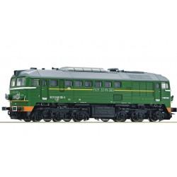 "ROCO 71753. ST44-360, PKP, ep.VI, lokomotywa spalinowa ""Gagarin"", skala H0, DCC Sound."