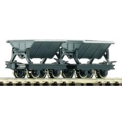 Roco 34600, Dwa wagony H0e.