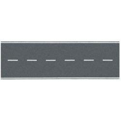 NOCH 34203, Droga asfaltowa szara 1 m / 40 mm.