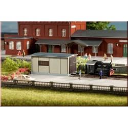 11429 Mała lokomotywownia H0 (H0e/TT/N)