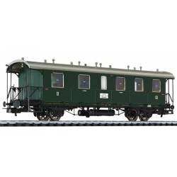 334006 Wagon osobowy BADEN kl.2/3 ep.I