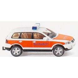 """Wiking 7109 VW Touareg """"Notarzt"""""""