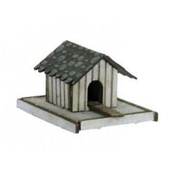 14346 Domek dla kaczek (plus kaczka)