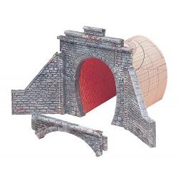 Faller 120559, Portal tunelu 1-2 torowego, H0