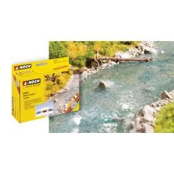 NOCH 60856, Sztuczna woda plus pigmenty.