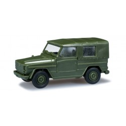 Herpa 700634, Peugeot P 4 VLTT with canvas, H0