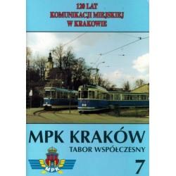"""kkmk7 """"MPK Kraków - tabor współczesny"""""""