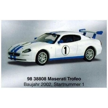 Ricko 38308 Maserati Trofeo, H0 1:87
