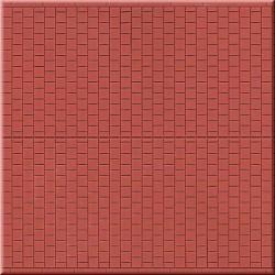 52424 Chodnik (deptak) czerwony