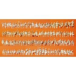Preiser 16328, Osoby siedzące, 120 figurek, H0