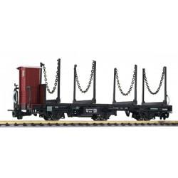 Liliput 245410, Wagon Jblm platforma DR, ep.II, H0e