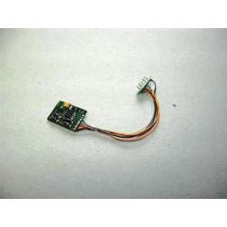 PIKO 56122, Loko-Dekoder DCC 8-pin