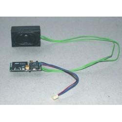 Piko 56197, Moduł dźwiękowy do BR 118, DCC
