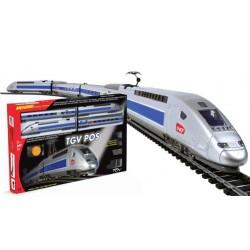 Mehano T756, Zestaw H0: Pociąg TGV POS