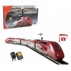 Mehano T106, Zestaw H0: Pociąg TGV THALYS
