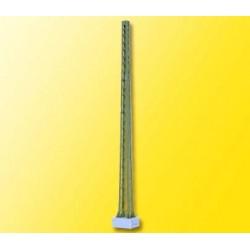 Viessmann 4115, Maszt trakcyjny metalowy, 150 mm. H0