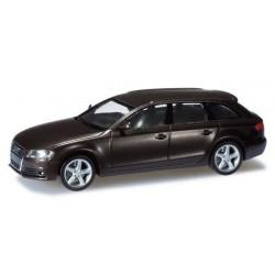 Herpa 034012-003, Audi A4® Avant, teak brown metallic