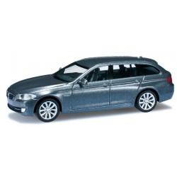 Herpa 034401, BMW 5™ Touring, space grey metallic